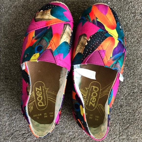 Paez Shoes | Slip Ons Argentinian Toms